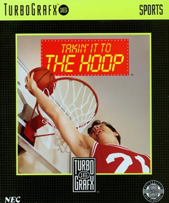 Takin' it to the Hoop Cover Art