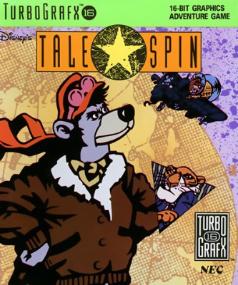 TaleSpin Cover Art