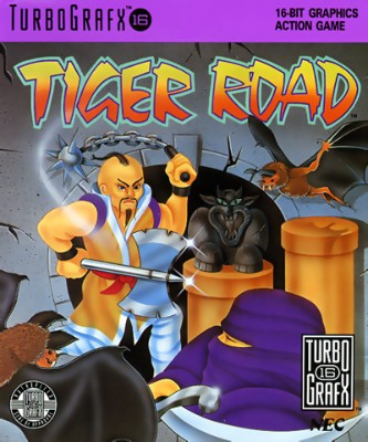 Tiger Road Cover Art