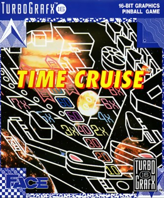 Time Cruise Cover Art