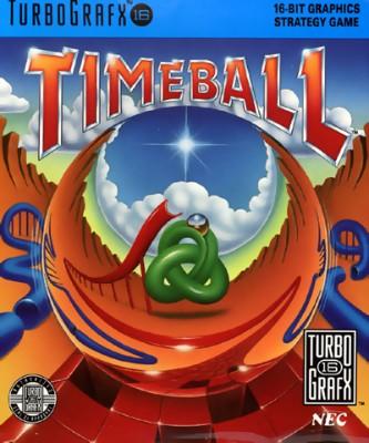 Timeball Cover Art
