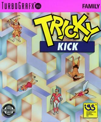 Tricky Kick Cover Art