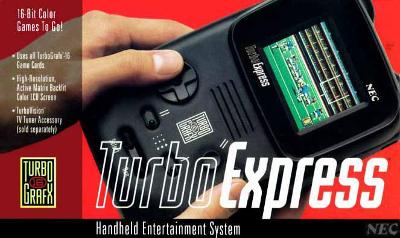TurboExpress Cover Art