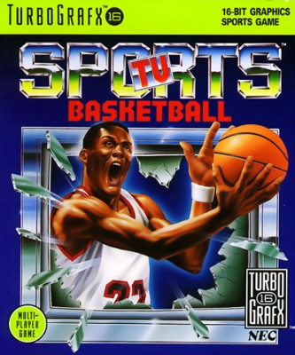 TV Sports Basketball Cover Art