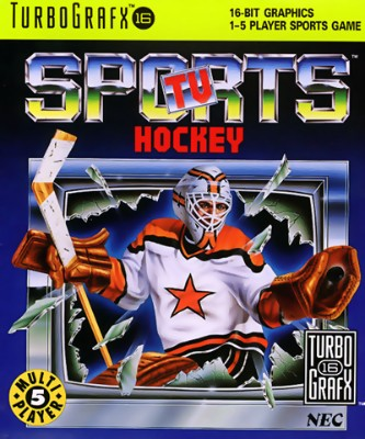 TV Sports Hockey Cover Art