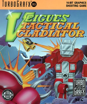 Veigues Tactical Gladiator Cover Art