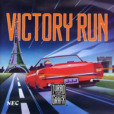 Victory Run Cover Art