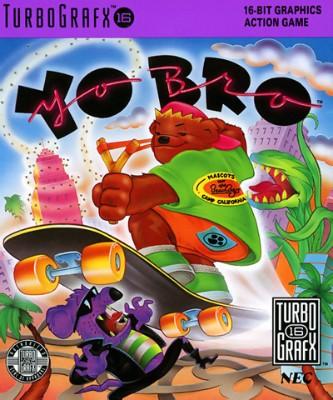 Yo Bro Cover Art