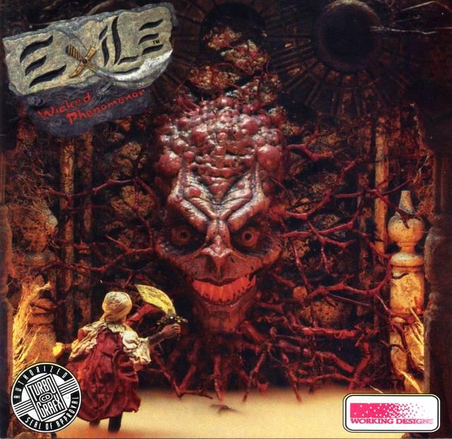 Exile Wicked Phenomenon Cover Art