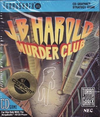 J.B. Harold Murder Club Cover Art
