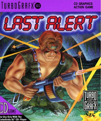 Last Alert Cover Art