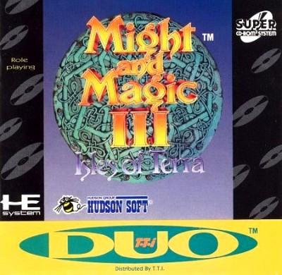 Might and Magic III: Isles of Terra