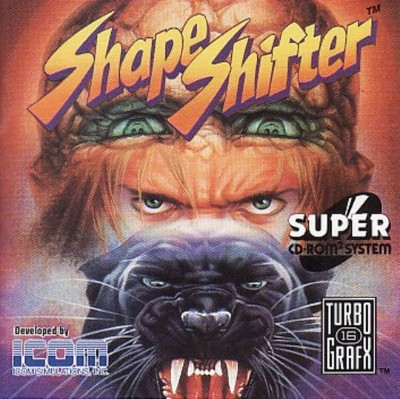 Shape Shifter Cover Art