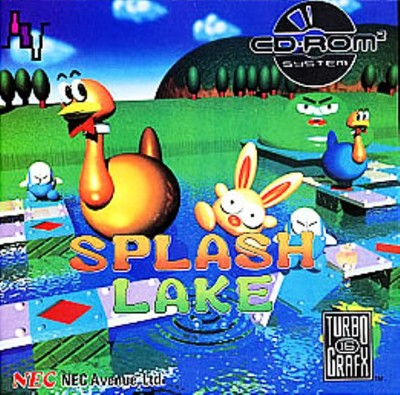Splash Lake Cover Art