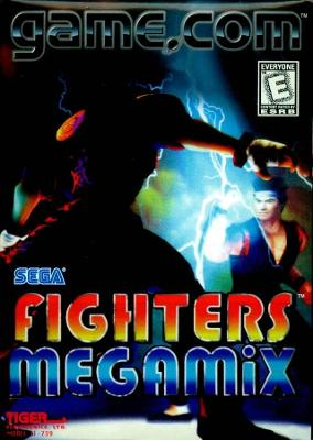 Fighters Megamix Cover Art