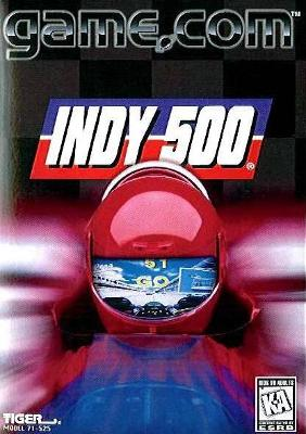 Indy 500 Cover Art