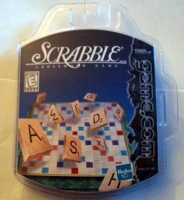 Scrabble Cover Art