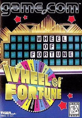 Wheel of Fortune Cover Art
