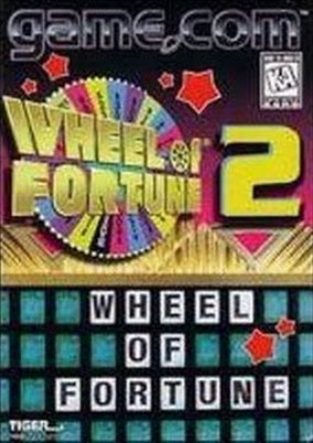 Wheel of Fortune 2 Cover Art
