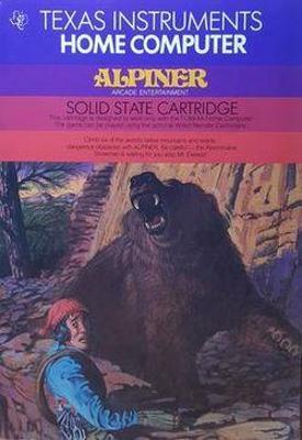 Alpiner Cover Art