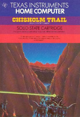 Chisholm Trail Cover Art