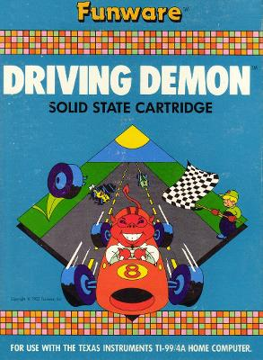 Driving Demon Cover Art