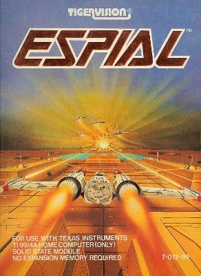 Espial Cover Art
