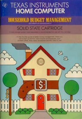 Household Budget Management Cover Art