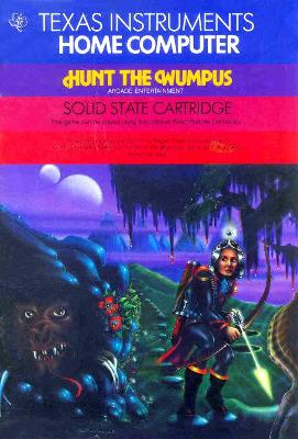 Hunt The Wumpus Cover Art