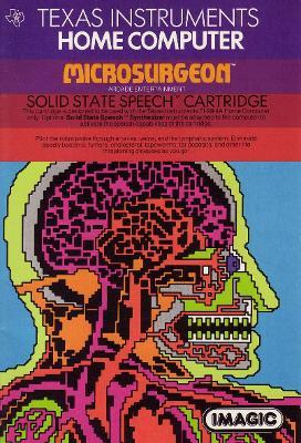 Microsurgeon Cover Art