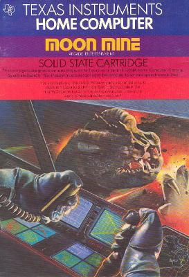Moon Mine Cover Art