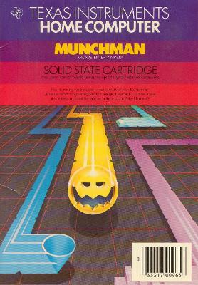 Munchman Cover Art