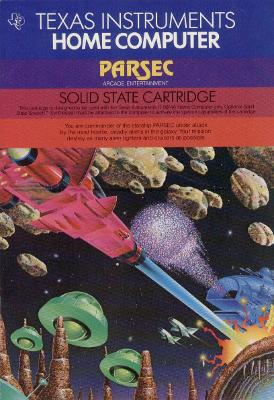 Parsec Cover Art