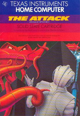 The Attack Cover Art