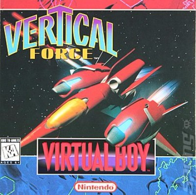 Vertical Force Cover Art
