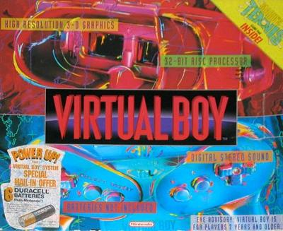 VirtualBoy Cover Art