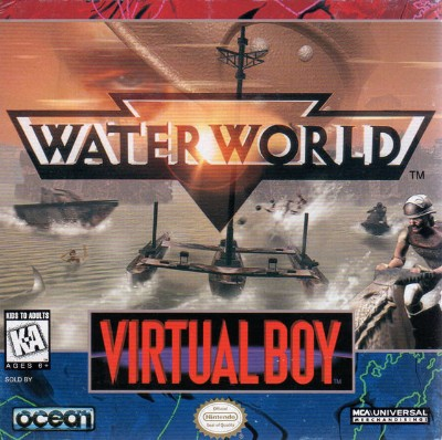 Water World Cover Art