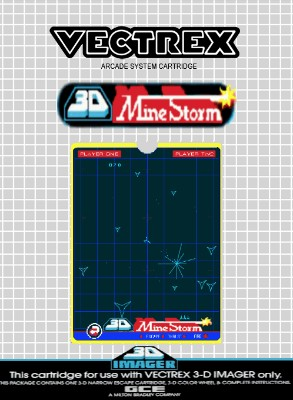 3D Mine Storm