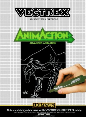 Animaction Cover Art