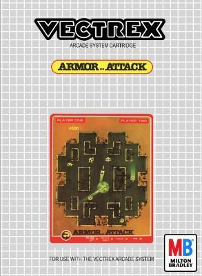 Armor Attack Cover Art