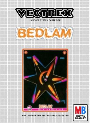 Bedlam Cover Art