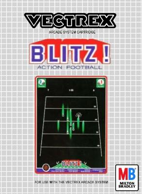 Blitz!: Action Football Cover Art
