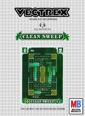Clean Sweep Cover Art