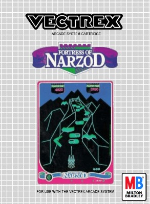 Fortress of Narzod Cover Art