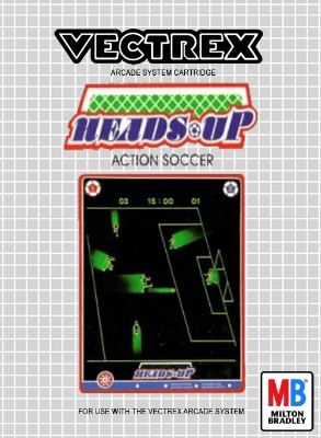 Heads-Up: Action Soccer Cover Art