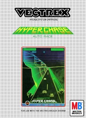 Hyperchase Cover Art