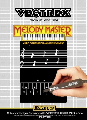 Melody Master Cover Art