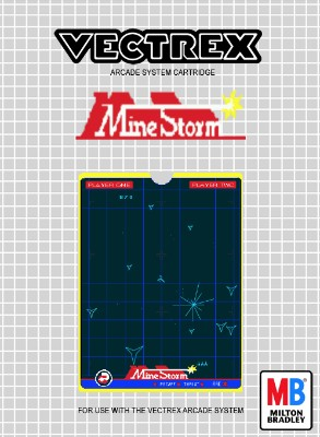 Mine Storm Cover Art