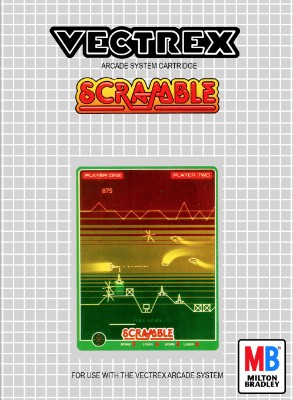 Scramble Cover Art