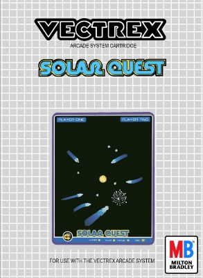 Solar Quest Cover Art